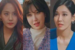 Ba chị đẹp Penthouse 2 lập liên minh báo thù, netizen hú hét 'tập phim đỉnh nhất đây rồi!'
