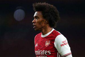 Willian trải lòng về khó khăn ở Arsenal