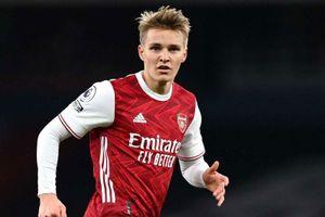Odegaard tiết lộ nguyên nhân chọn Arsenal