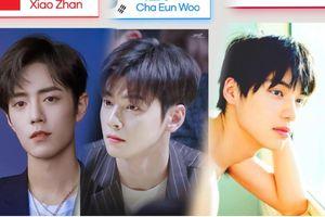 Top 3 'Gương mặt thiên tài' Hàn-Trung-Nhật: Cha Eun Woo, Tiêu Chiến và Fukushi Sota được gọi tên!