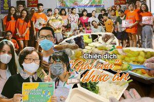Chiến dịch 'giải cứu thức ăn' của học sinh Hà Nội: Khi điều kì diệu đến từ genZ