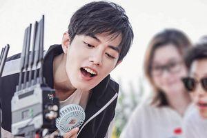 Lộ ảnh Tiêu Chiến 'nóng bỏng' trong hậu trường phim sánh đôi cùng Dương Tử