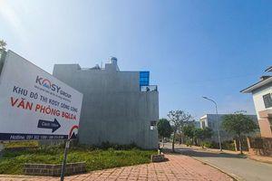 Kosy mang ôtô và toàn bộ dự án Kosy Bắc Giang, Thái Nguyên thế chấp vay ngân hàng