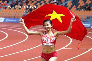 Chương trình Vinh quang Thể thao Việt Nam vinh danh những vận động viên, huấn luyện viên xuất sắc