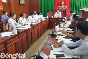 TP.Biên Hòa: Tập trung triển khai tốt hội nghị lấy ý kiến cử tri nơi cư trú của các ứng cử viên