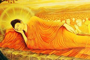 Đức Phật và những di huấn sau cùng