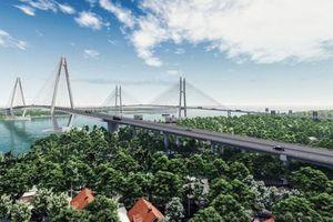 Cầu Mỹ Thuận 2 sẽ hoàn thành trong năm 2023