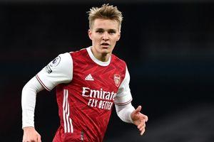 Điểm danh 5 cầu thủ đủ sức thay thế Odegaard tại Arsenal