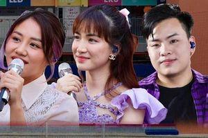 Hòa Minzy khiến hết Văn Mai Hương đến Hứa Kim Tuyền lo lắng về chuyện quá cầu toàn trong giọng hát