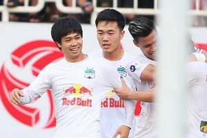 Công Phượng vừa vào sân đã ghi bàn, HAGL thắng đậm đội của Lee Nguyễn