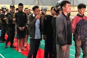 Thái Bình: Phá sới 'đá gà' giữa làng quê, bắt 58 con bạc
