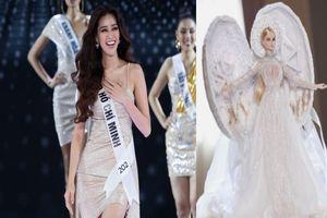 Hé lộ trang phục dân tộc cho Khánh Vân tại Miss Universe 2020
