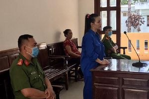 Nữ bị cáo lãnh án sau khi chồng 'hờ' chạy thoát