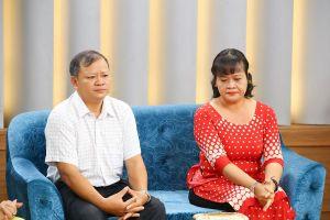 Ốc Thanh Vân khóc vì đôi vợ chồng làm nên những điều kỳ diệu
