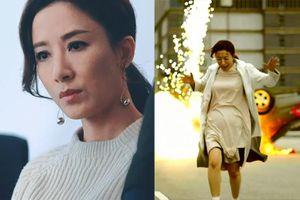 Hình ảnh Dương Di trong phim mới cùng Trương Trí Lâm