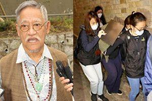 Hai con gái của danh hài Hong Kong bị bắt vì buôn ma túy