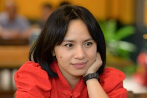 Ngọc Phước: 'Được mời làm diễn viên khi livestream bán quần áo'