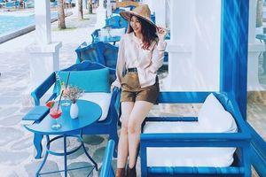 Check-in các điểm có phong cách Santorini tại Việt Nam