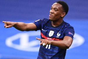 Martial giúp tuyển Pháp thắng trận đầu ở vòng loại World Cup