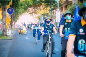 Giới trẻ Sài Gòn lan tỏa thông điệp 'Hãy lên tiếng vì thiên nhiên'