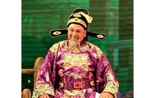 NSƯT Hùng Minh: Một đời sân khấu