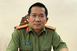 Đại tá Đinh Văn Nơi: 'Không khoan nhượng các loại tội phạm'
