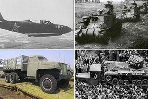 Chất lượng bất ngờ của dàn vũ khí Mỹ viện trợ cho Liên Xô