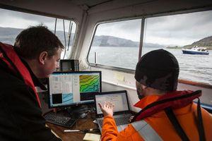 Phát hiện 'quái vật hồ Loch Ness' dưới đáy hồ ở Scotland