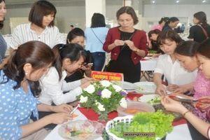 Tập trung triển khai các giải pháp nâng cao hiệu quả hoạt động nữ công
