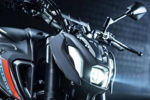 Yamaha MT-07 2021 ra mắt, giá 213,9 triệu đồng