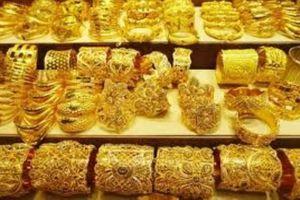 Giá vàng trong nước giảm gần 1 triệu đồng/lượng, giá thế giới gần như không đổi trong tháng qua
