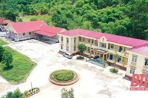 Huyện Quan Hóa tập trung đầu tư hạ tầng, phục vụ phát triển kinh tế - xã hội