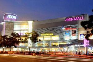 Aeon Mall mạnh tay chi 190 triệu USD đầu tư trung tâm thương mại tại Bắc Ninh