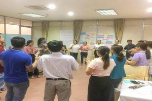 World Vision Việt Nam tập huấn phục hồi dinh dưỡng cho trẻ em suy dinh dưỡng thể nhẹ cân và gầy còm