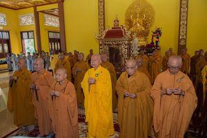 An Giang: Lễ tưởng niệm húy kỵ lần thứ 88 Tổ sư Như Hiển - Chí Thiền
