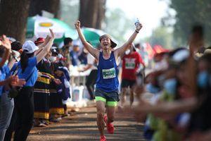 Tiền Phong Marathon 2021 đậm dấu ấn các tuyển thủ quốc gia