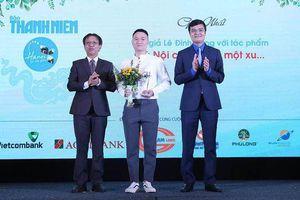 'Hà Nội chẳng tốn một xu' đoạt giải cao nhất cuộc thi viết về Hà Nội