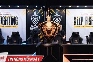 Tuần đấu sôi động của eSports Việt sau hiệu ứng SEA Games 31