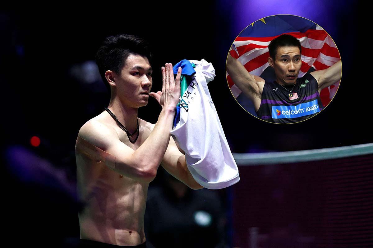 'Tôi là Lee Zii Jia, không phải Lee Chong Wei'
