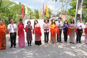 Cần Thơ: Khánh thành hai cầu dân sinh tại huyện Phong Điền