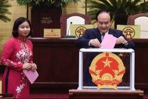 Bầu bổ sung 7 ủy viên UBND TP Hà Nội