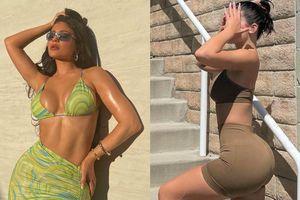Kylie Jenner làm gì để có số đo ba vòng lý tưởng?