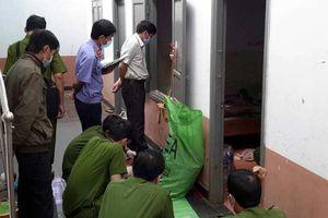Người phụ nữ tử vong trong phòng trọ ở TP.HCM