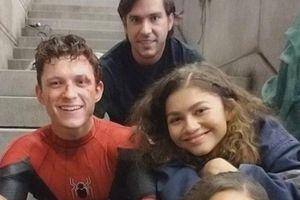 Tom Holland bị thương khi quay 'Spider-Man: No Way Home'