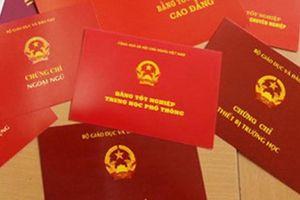 Thừa Thiên Huế: Cho thôi việc Phó Chủ tịch xã và Chủ tịch Hội Nông dân dùng bằng giả