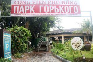 Khánh Hòa thu hồi 21.772m2 đất ven biển xây dựng công viên phục vụ cộng đồng