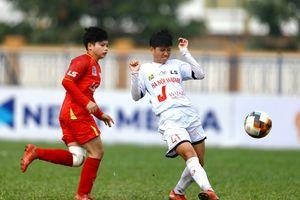U19 Hà Nội Watabe trở lại đường đua vô địch