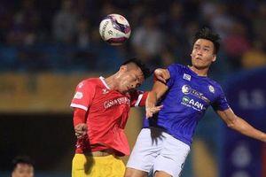 Hà Nội FC thoát thua ở phút 90