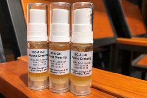 Băng dán tế bào gốc từ nhung hươu: 'Phù thủy' cho những vết thương