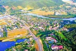 Hà Tĩnh: Huyện Vũ Quang được công nhận đạt chuẩn Nông thôn mới